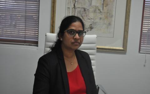 Dr Vijaya Chitreddy