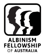 albinism fellowship australia